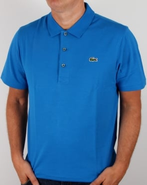 Lacoste Polo Shirt Ink Blue