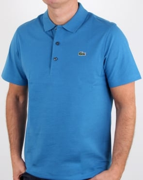 Lacoste Polo Shirt Medway Blue