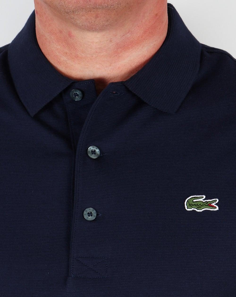 c8c4aa99 Lacoste Polo Shirt Navy
