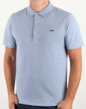 Lacoste Polo Shirt Valerian Chine