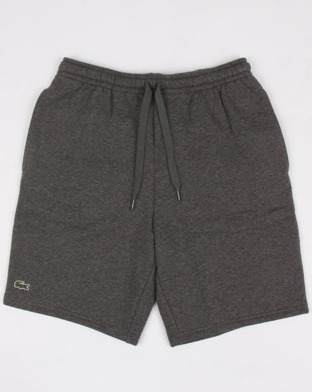 Lacoste Rear Pocket Fleece Shorts Pitch