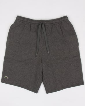 Lacoste Rear Pocket Fleece Shorts Pitch