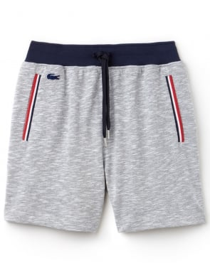 Lacoste Sleep Shorts Light Grey Heather
