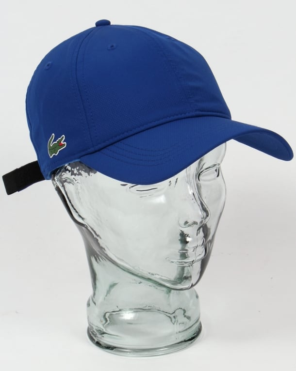 Lacoste Sport Cap in Royal
