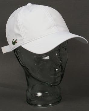 Lacoste Sport Cap White