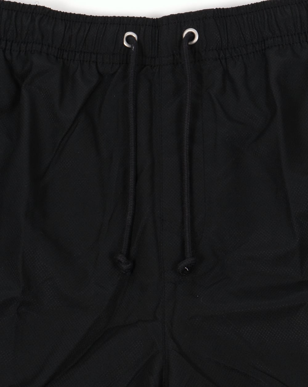 db9f7056de0f Lacoste Sport Diamond Drawstring Shorts Black