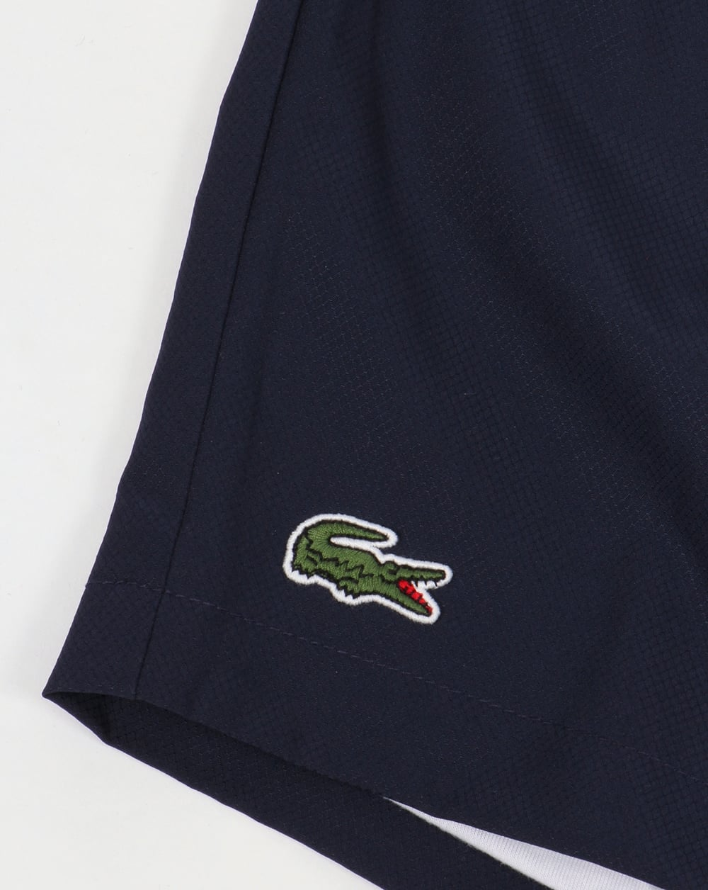 e6fd64334855 Lacoste Sport Diamond Drawstring Shorts Navy