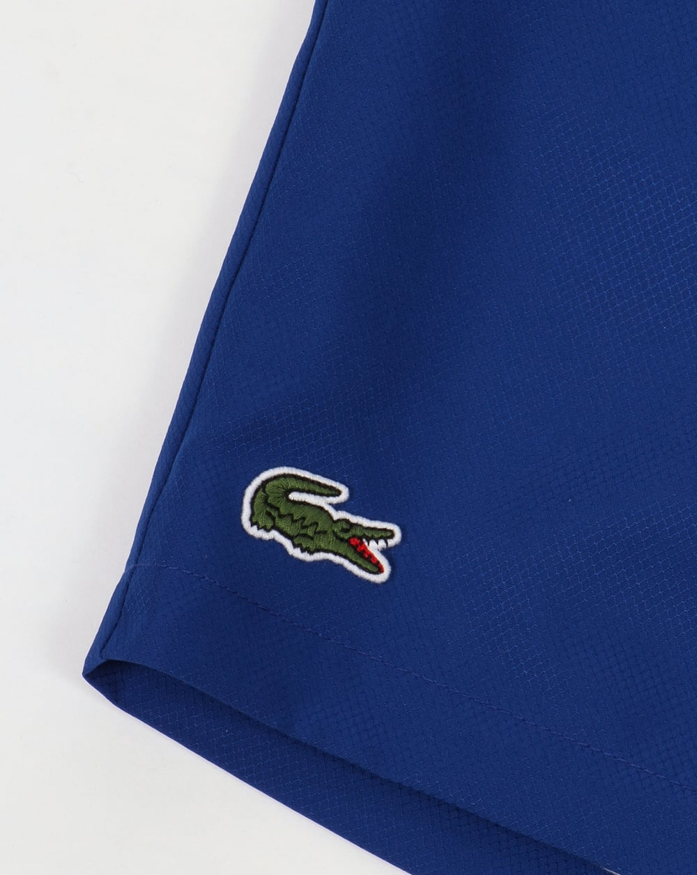 344f1c1f21ef Lacoste Sport Diamond Drawstring Shorts Royal Blue