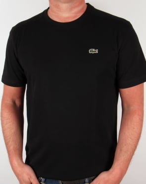 Lacoste SPT T-shirt Black