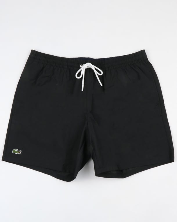 Lacoste Menswear - Lacoste Swim Shorts Black