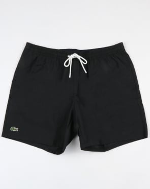 Lacoste Swim Shorts Black/Navy