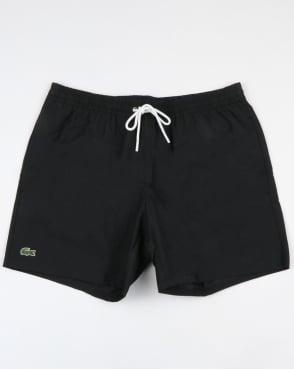 Lacoste Swim Shorts Black/Navy