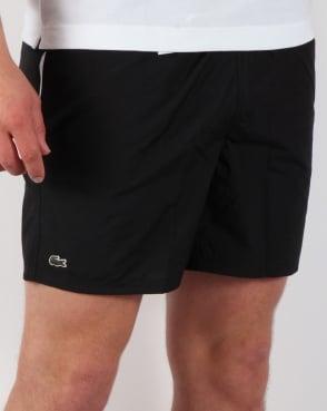 Lacoste Swim Shorts Black