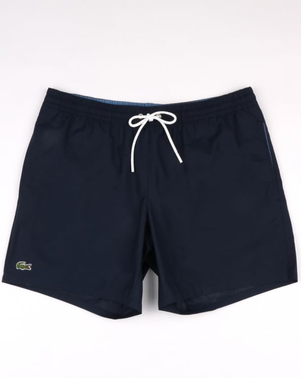 Lacoste Swim Shorts Navy Blue/King