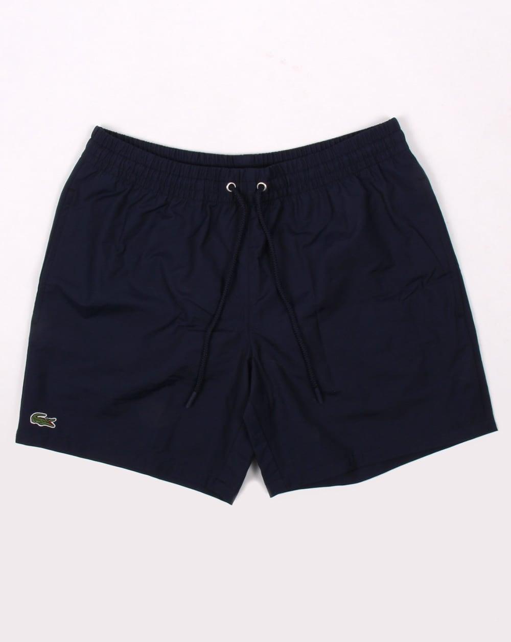 ba6da0d92614b Lacoste Lacoste Swim Shorts Navy/navy