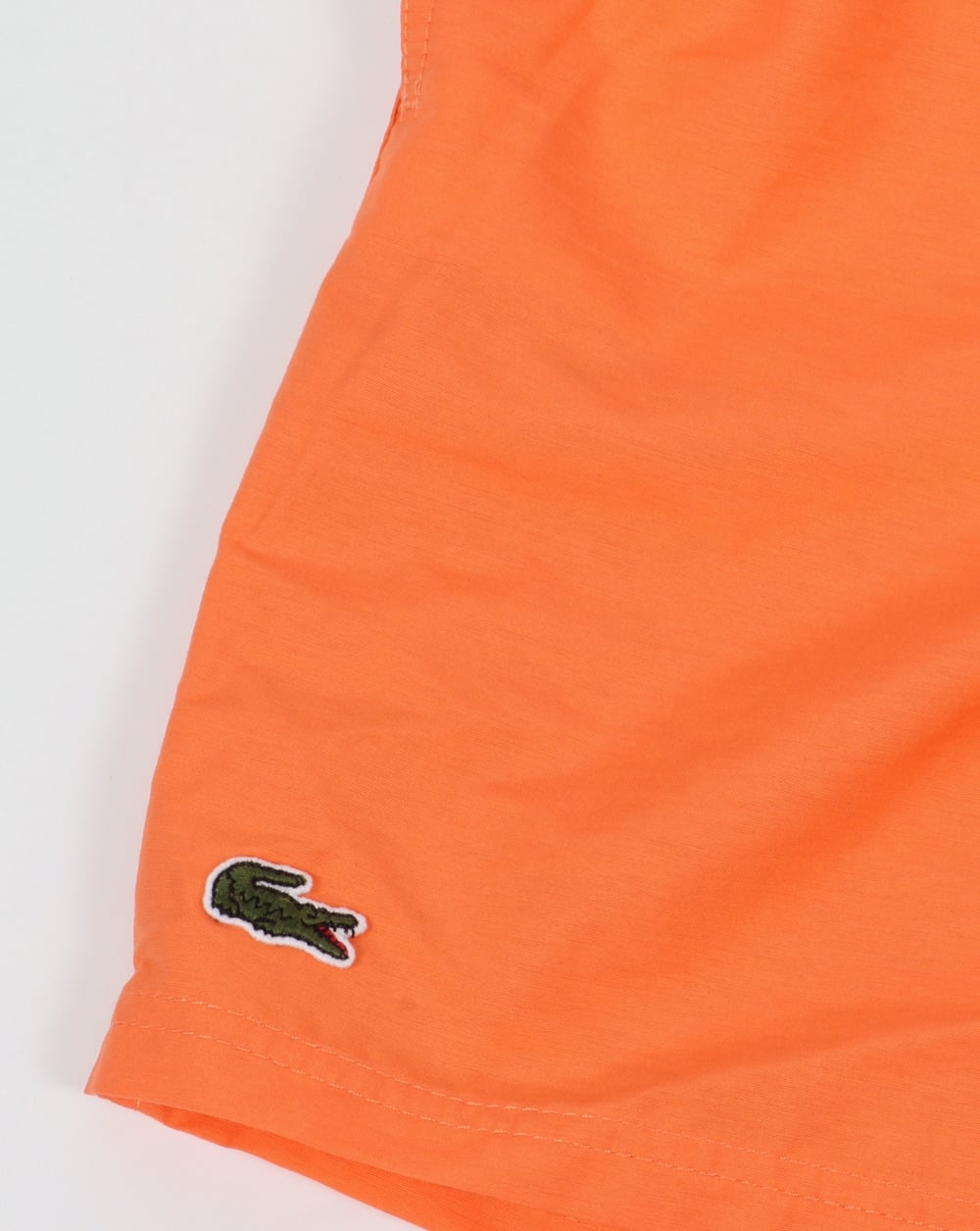 5f3f336003a4e Lacoste Swim Shorts Orange