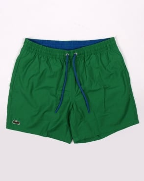 Lacoste Swim Shorts Rocket/sapphire