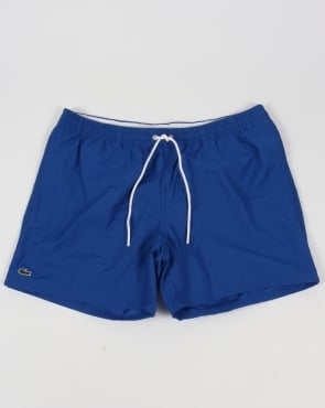 Lacoste Swim Shorts Royal Blue
