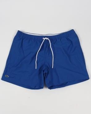 Lacoste Swim Shorts Royal Blue