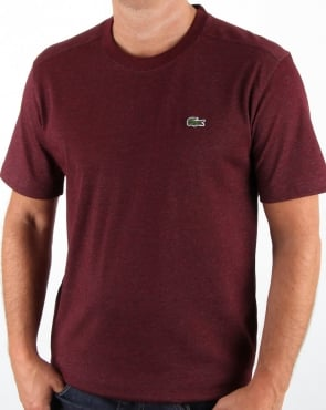Lacoste T-shirt Grape