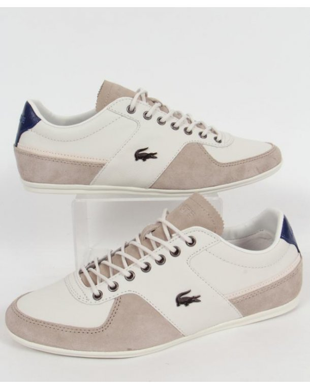 Lacoste Taloire 16 Trainers Off White