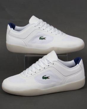 Lacoste Tramline Spm Trainers White/navy