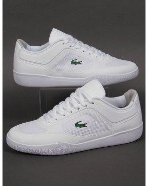 Lacoste Footwear Lacoste Tramline Trainers White