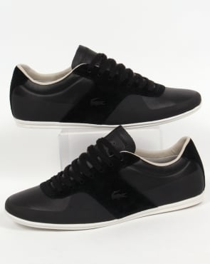 Lacoste Footwear Lacoste Turnier Trainers Black