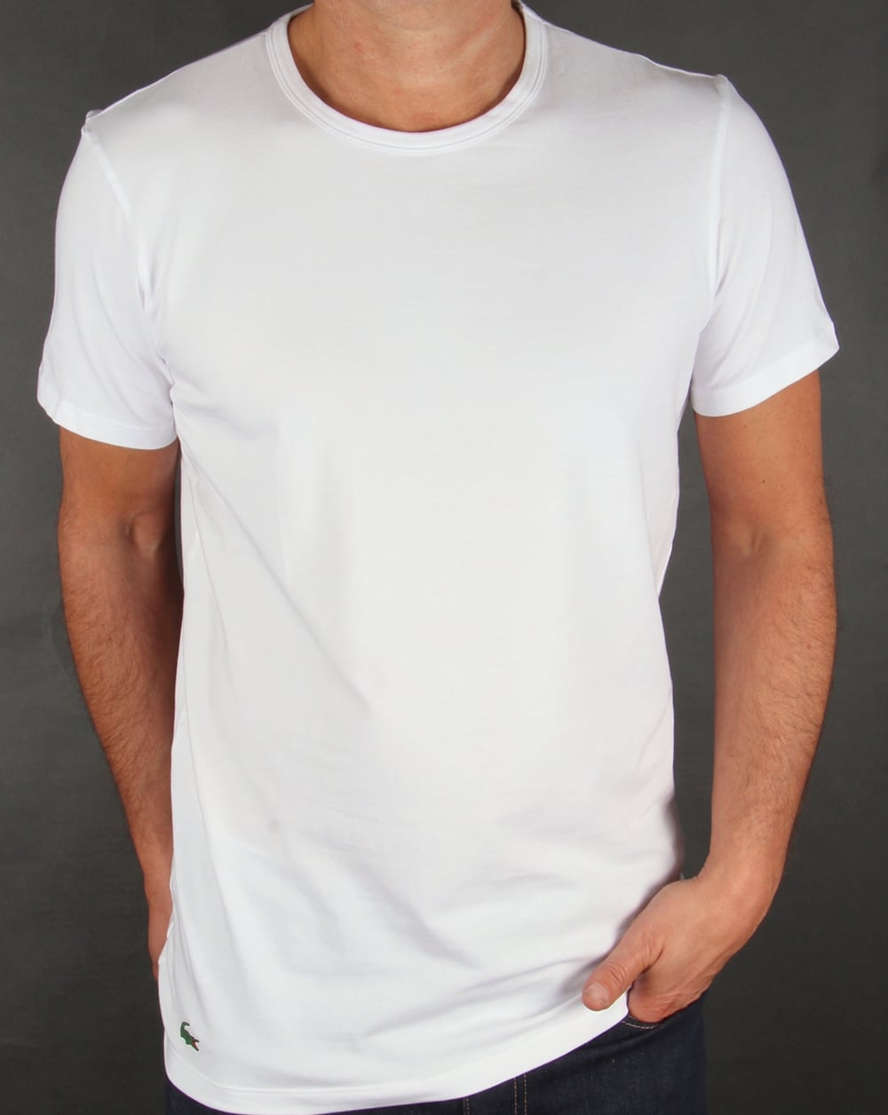Shop Jockey men's crew neck t-shirts in comfy cotton. Our crew necks are long-lasting, durable and feel soft after every wash! Check out our crew neck t shirt selection today.