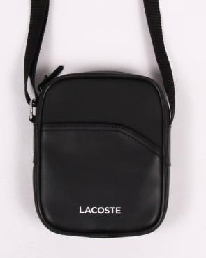 Lacoste Ultimum Camera Bag Black