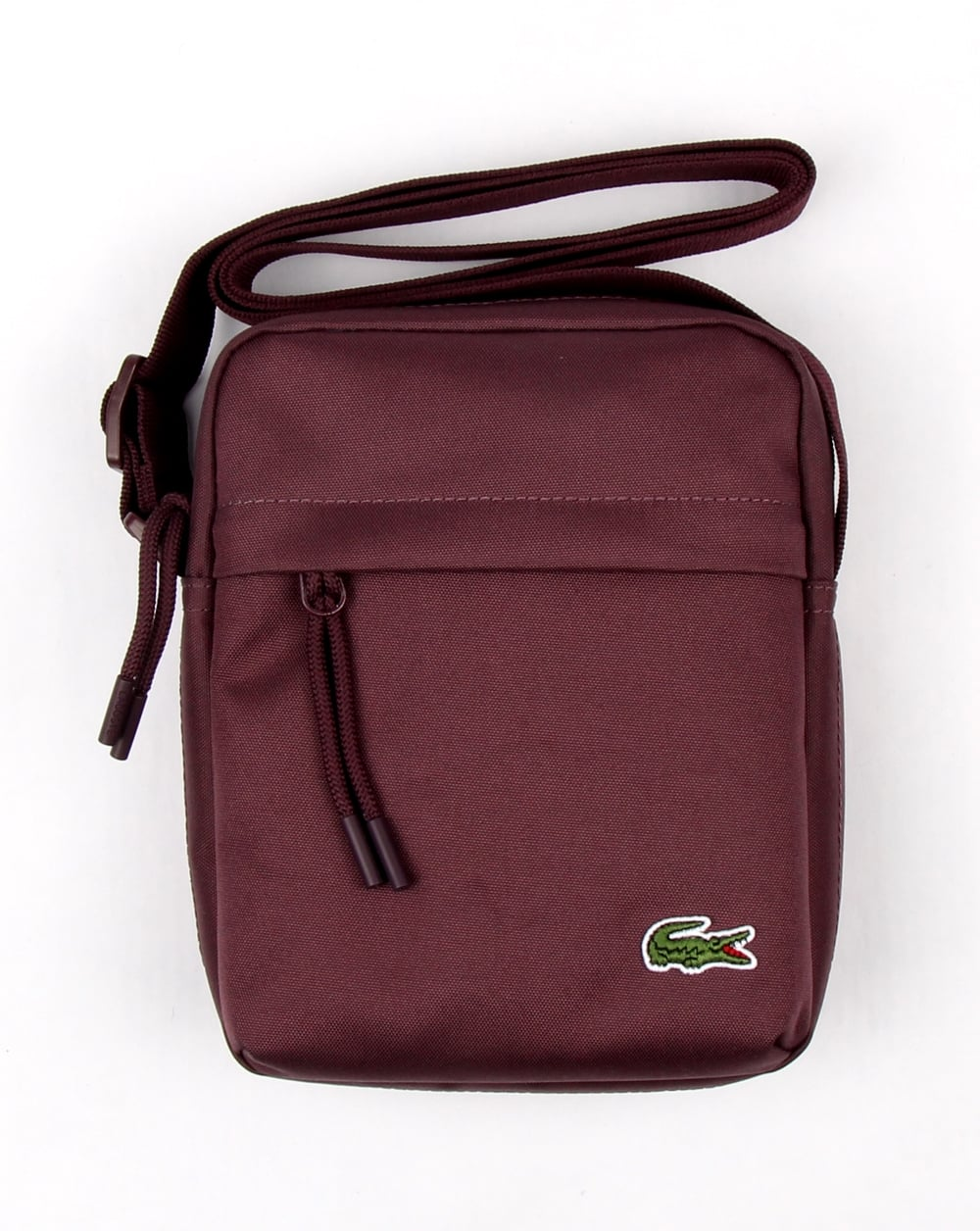 3f4a4d4959c775 Lacoste Vertical Camera Bag Wine,shoulder,festival,mens