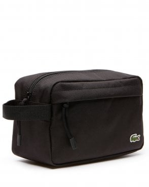 Lacoste Washbag Black