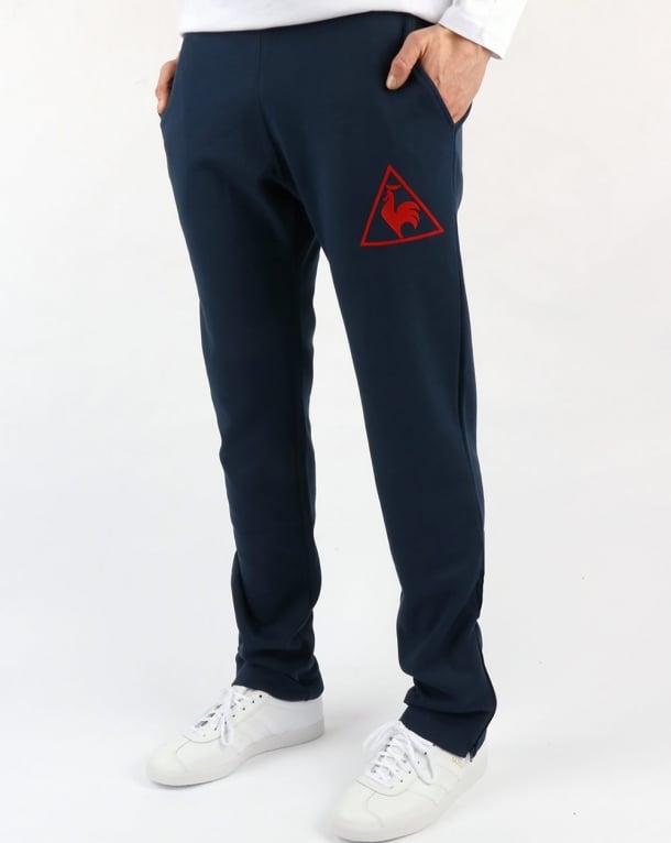 Le Coq Sportif Football Track Pants Navy