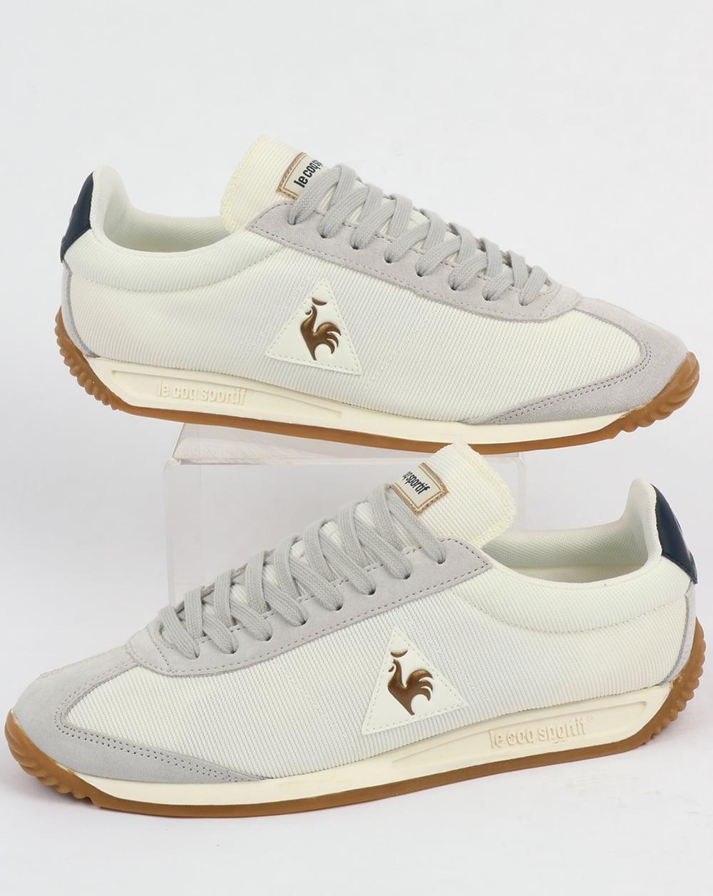 Le Coq Sportif Quartz Gum Trainers Marshmallow,shoes