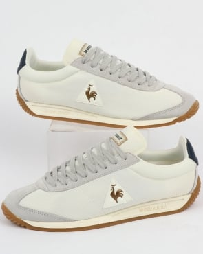 Le Coq Sportif Quartz Gum Trainers Off White