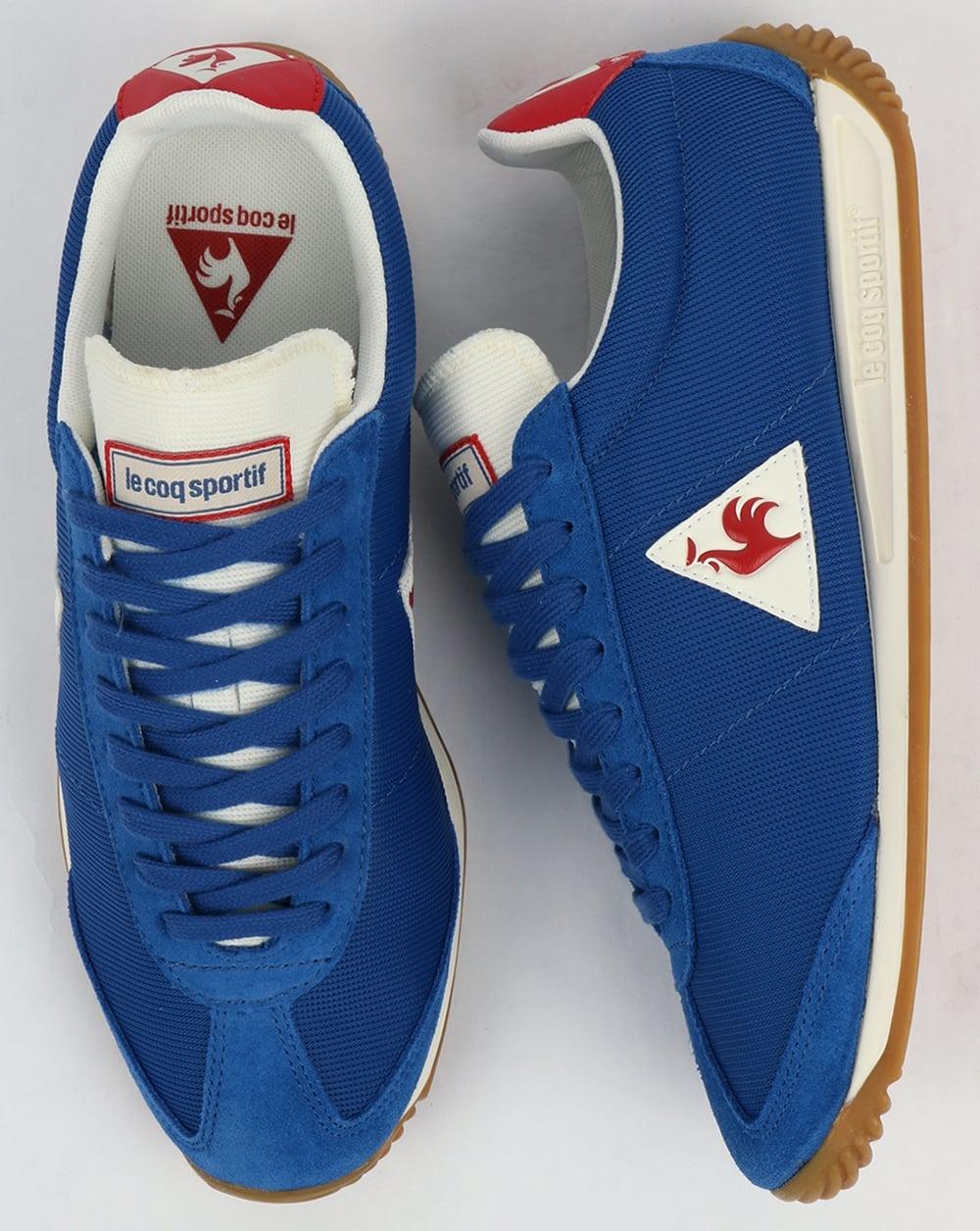 Sportif Sportif Sportif shoes Le Gum Coq Royal Blue Quartz Trainers 0q0r5n