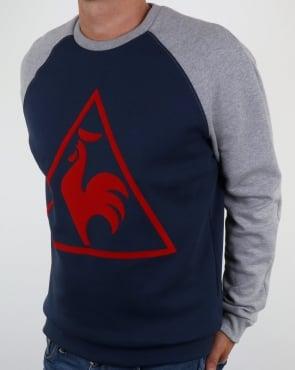 Le Coq Sportif Tennis Sweatshirt Navy