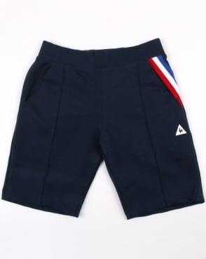 Le Coq Sportif Tricolore Shorts Navy