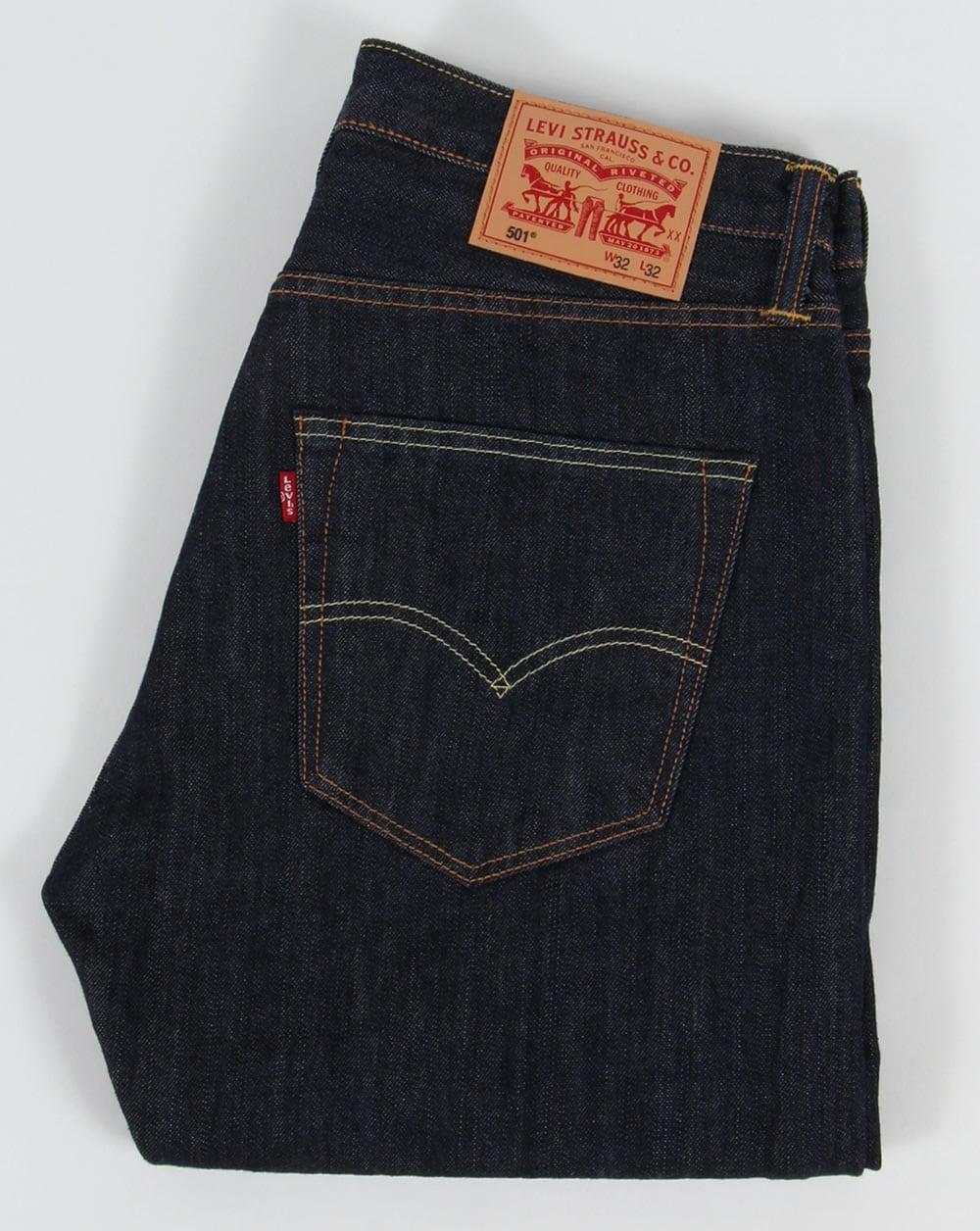 levis 501 original jeans rigid dark wash marlon fitdenim