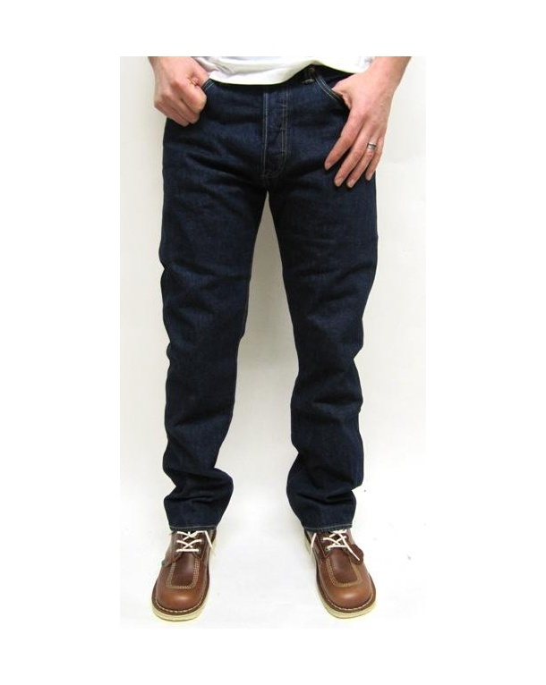 Levis 501 Classic Jeans Indigo Wash