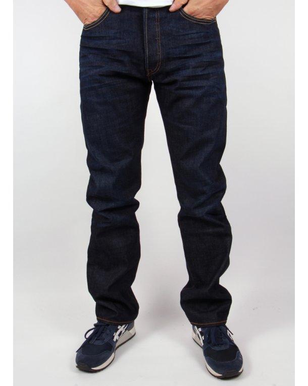 Levis 501 Jeans Blue Lane - One Wash