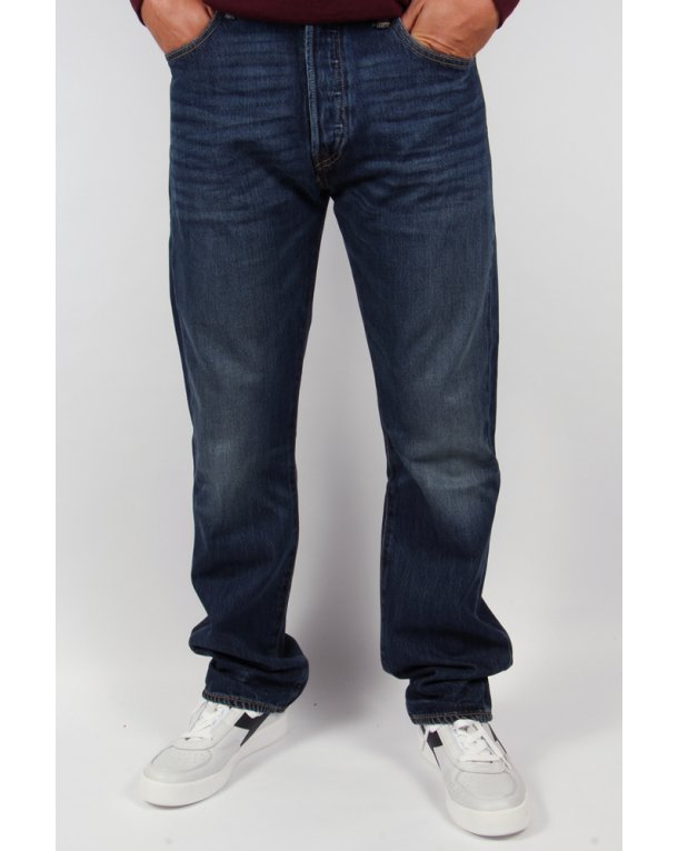 Levis 501 Original Fit Jeans Open Range