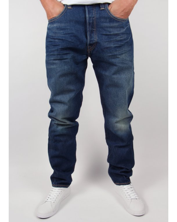Levis 501ct Tapered Jeans Dalston