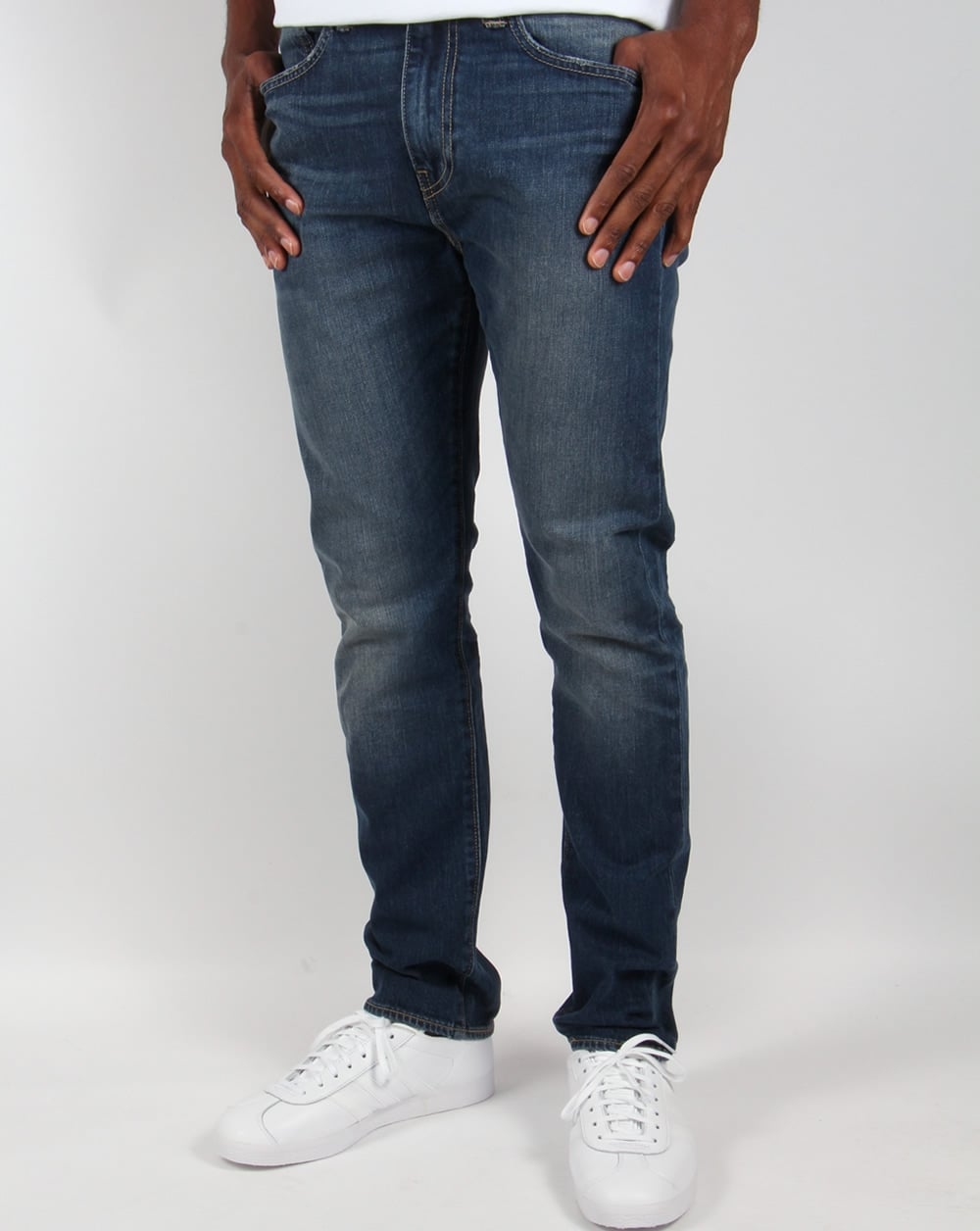 levis 510 skinny fit jeans blue canyon men 39 s denim. Black Bedroom Furniture Sets. Home Design Ideas