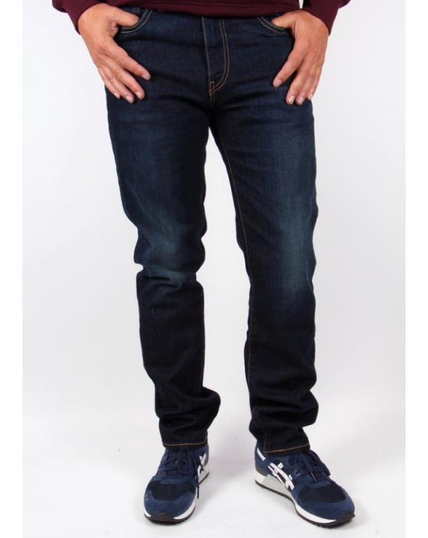 Levis 511 Slim Fit Jeans Bio Indigo Wash