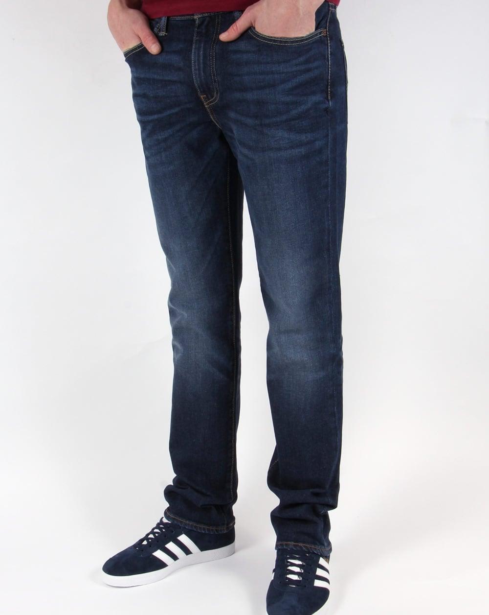 Levis 511 Slim Fit Jeans Brutus Denim Mens