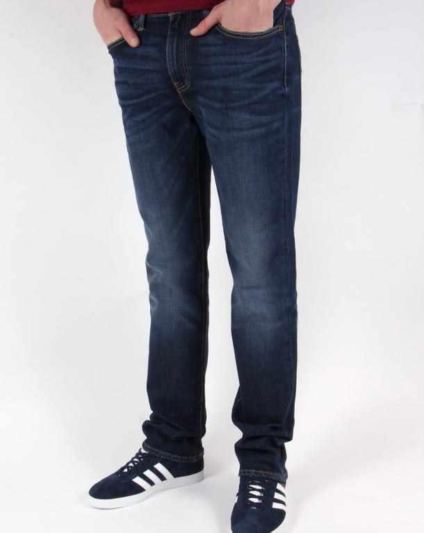 Levis 511 Straight Slim Jeans Brutus