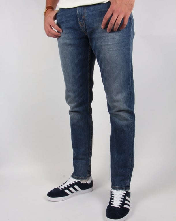 Levis 512 Slim Taper Fit Jeans Tanager