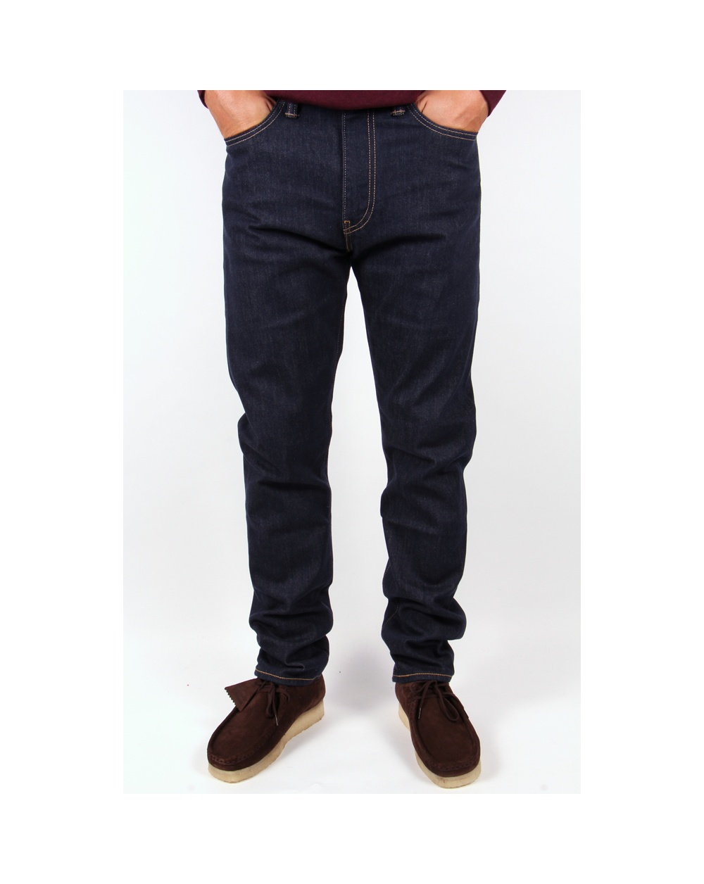 levis 522 slim taper jeans big bend denim mens tapered. Black Bedroom Furniture Sets. Home Design Ideas