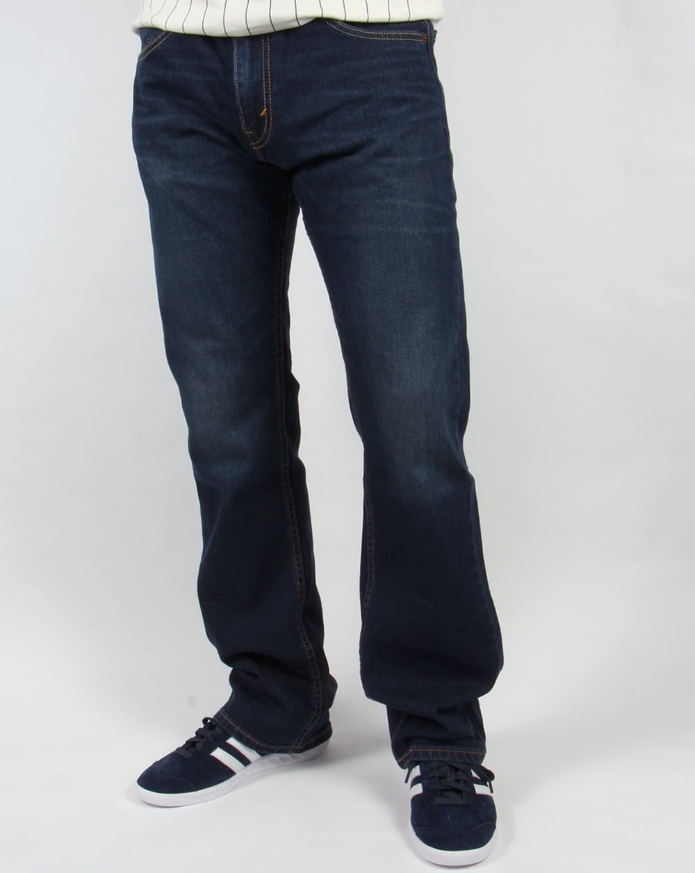 Shop Boot Barn's complete assortment of Men's Bootcut Jeans from brands including: Wrangler, Ariat, Stetson, Cinch, and more!